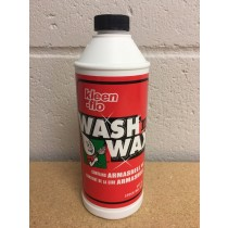 Kleen-Flo Wash'n Wax Liquid ~ 455ml bottle