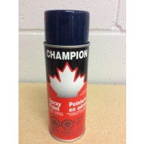 Champion Spray Paint - 285gr tin ~ Dark Blue