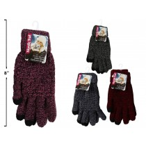 Ladies Gloves with 3 Touch Fingers