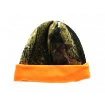Men's Camouflage Polar Fleece Hat