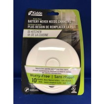 Kiddie Photoelectric Smoke Alarm ~ Worry Free