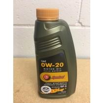 Spectrol Full Synthetic Motor Oil ~  0W-20