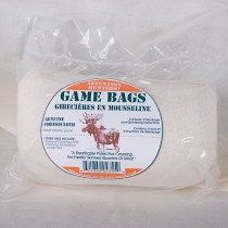 Moose Game Bags ~ 4 sleeves per pack