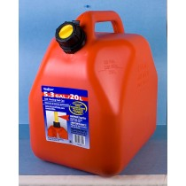 Gasoline Jerry Can ~ 20L / 5 Gal