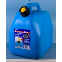 Kerosene Jerry Cans ~ 20L / 5 Gal ~ SOLD BY SLEEVE OF 4 ONLY