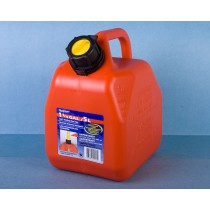 Gasoline Jerry Can ~ 5L / 1.25 Gal