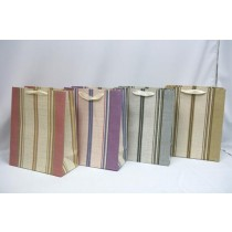 Large Gift Bags ~ Vertical Stripes