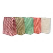 Small Gift Bags ~ Polka Dots