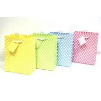 Medium Gift Bags ~ Polka Dots