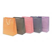 Medium Gift Bag ~ Polka Dots