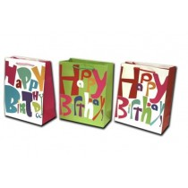 Large Gift Bags ~ Happy Birthday