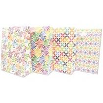 Jumbo Gift Bag ~ Bright Prints