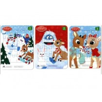 Christmas Kids Rudolph Puzzles ~ 16 pieces