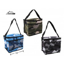 Insulated Picnic Camo Cooler Bag ~ 12 Can