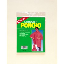 Coghlan's Lightweight Poncho ~ Clear