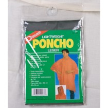 Coghlan's Lightweight Poncho ~ Olive Drab