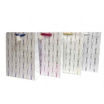 Jumbo Gift Bags ~ Laminate w/Foil