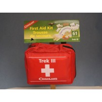 Coghlan's Trek III First Aid Kit ~ 61/pieces