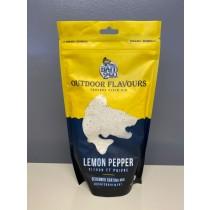 Outdoor Flavours Seasoned Coating Mix ~ Lemon Pepper
