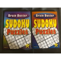 Sudoku Puzzle Books ~ Digest Size