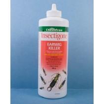 Chemfree Insectigone Earwig Killer ~ 200gr