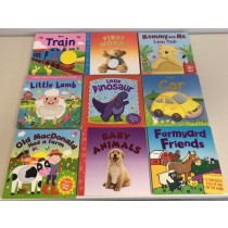Kid's Assorted Board Books