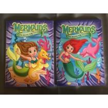 Mermaids Coloring Books