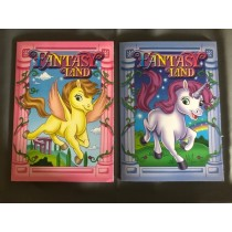 Fantasy Land Coloring Books