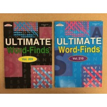 Word Find Books ~ Ultimate