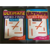 Ultimate Word Find Puzzle Books