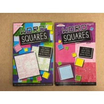 Word Find Books ~ Word Squares - Digest Size