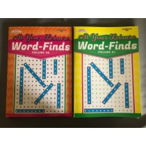 At Your Leisure Word Find Puzzle Books