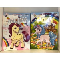 My First Pony Coloring Books