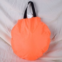 Thermal Nylon Seat - Fl. Orange