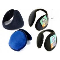 Adult Sport Style Polar Fleece Earmuff with Lining