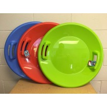 "Round Snow Disc Sled ~ 25-3/8"" Diameter"
