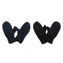 Men's PVC Dot Lined Winter Mittens