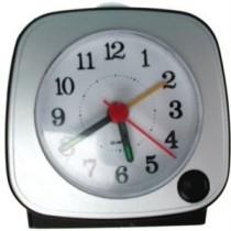Quartz Alarm Clock with Light