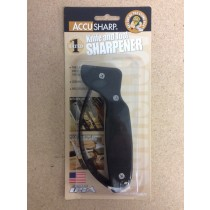 AccuSharp Knife & Tool Sharpener ~ Olive Drab Green