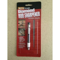 Accu Sharp Diamond Rod Sharpener