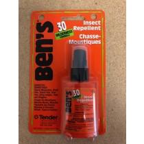 Ben's Insect Repellent - 30% Deet Wilderness Formula ~ 37ml pump