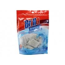 Brillo Dishwasher Detergent Pods ~ 9 per pack