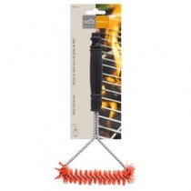 BBQ Nylon Bristle 3-Sided Grill Brush