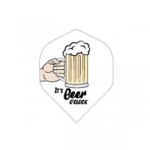 BD Flight ~ It's Beer O'Clock