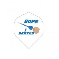 BD Flight ~ Oops I Darted