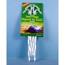 Coghlan's Aluminum Skewer Tent Pegs ~ 4 per pack