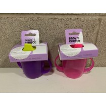 Baby's Choice Twin Handle Sipper Cup