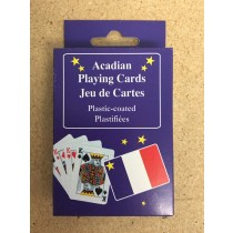 Acadian Playing Cards