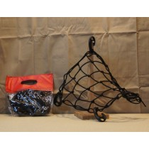 "Cargo Net 15"" x 15"" ~ Expands to 32"" x 32"""