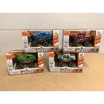 Die-Cast Off-Road Trucks